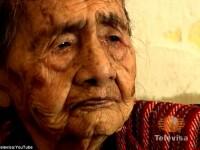 Cel mai in varsta om din istorie este o femeie de 127 de ani din Mexic. Cele trei secrete pentru o viata indelungata