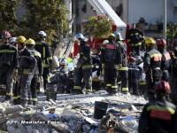 Opt persoane au murit dupa prabusirea blocului de langa Paris. Bilantul definitiv al autoritatilor