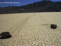 Nici macar NASA nu a reusit sa rezolve acest mister. De ce se miscau singure pietrele din Valea Mortii. VIDEO