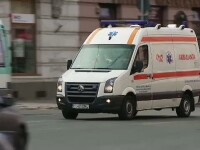 O femeie si copilul ei au murit, iar alte trei persoane au fost ranite, dupa un accident, in Vrancea