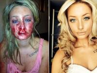 Un barbat si-a desfigurat iubita pentru ca se temea ca l-ar fi parasit cand pleca in deplasari, cu serviciul