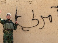 Ororile comise de gruparea terorista Statul Islamic. Un raport ONU vorbeste despre crucificari si decapitari in masa