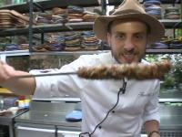 Romanii consuma, in medie, 1 milion de shaorma pe zi. Chef FOA de la