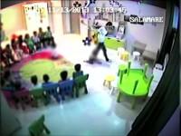 Cazul copiilor abuzati la o gradinita particulara din Constanta. Una dintre educatoarele anchetate: