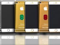 Un brand de lux din SUA ofera varianta de lux a iPhone 6. Cat costa telefonul din aur, cu diamant masiv atasat pe carcasa