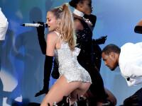 Jennifer Lopez, show total la 45 de ani pe scena Fashion Rocks, in New York