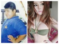 Baiat supraponderal transformat in fata superba de operatii estetice. Cazul despre care vorbesc acum milioane de tineri VIDEO