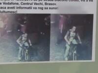 O tanara din Brasov cere ajutor pe Facebook pentru a-l gasi pe hotul care i-a furat bicicleta. Cum a actionat acesta. VIDEO