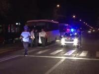 O masina furata, un accident si fuga cu politia pe urme. Nu este un film, ci isprava unui tanar de 21 de ani