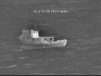 Garda de Coasta din Constanta a salvat de la moarte 129 de migranti. Oamenii platisera mii de euro sa fuga in Germania