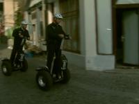 Urmarire neobisnuita pe strazile Capitalei. Hot prins dupa ce a fost alergat de politie cu bicicleta electrica
