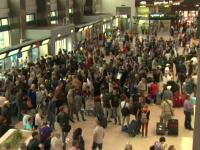 900 de pasageri afectati dupa a doua zi de greva de la TAROM. Cum vor sindicatele sa-si convinga angajatii sa revina la munca