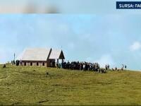 O manastire aproape de cer, motiv de scandal intre Biserica si iubitorii de munte. Lacasul de cult s-ar construi la Babele