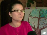 Solutia disperata a unei invatatoare din Suceava. Femeia le preda elevilor in propria casa, dupa ce scoala a ajuns o ruina
