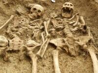Doua schelete au fost descoperite