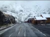 Vremea se raceste brusc, iar in Moldova si la munte va ninge. Zonele in care temperaturile vor fi cu minus