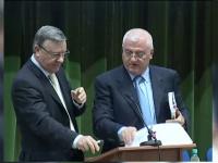 Primul termen al dosarului dezafilierii Universitatea Craiova. De ce fapte sunt acuzati Mircea Sandu si Mitica Dragomir