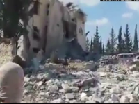 Atacurile aeriene ale Armatei Americane in Siria au fost intensificate. Rafinariile exploatate de teroristi, noile tinte
