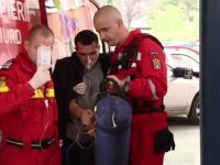 Alerta COD ROSU la o fabrica de piese auto din Brasov. 43 de muncitori intoxicati cu gaz necunoscut, dusi la spital