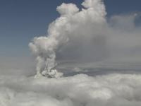 Un vulcan din Japonia a erupt. Un om a murit, iar 13 sunt raniti. VIDEO