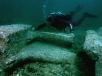 Scafandrii rusi au descoperit in Marea Neagra