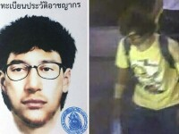 Politia il cauta pe cel de-al doilea suspect in cazul atentatului de la Bangkok. Ce a facut barbatul inainte de explozii