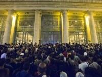 CFR Calatori recomanda romanilor sa evite schimbarea trenurilor in Budapesta. Gara de Est, inchisa din cauza imigrantilor