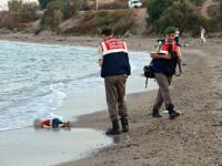 Povestea imaginii cu baietelul inecat in Mediterana. Tatal copiilor a povestit totul: