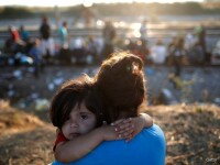 Cea mai mare migratie de la cel de-al Doilea Razboi Mondial. Drumul refugiatilor pana in Europa, in IMAGINI