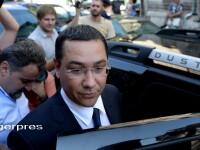 Victor Ponta a fost audiat la DNA: