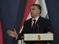 Premierul ungar Viktor Orban: Majoritatea imigrantilor nu fug de razboaie, ci vin in Europa doar pentru un trai mai bun
