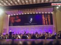 Cea mai mare orchestra a lumii, pentru prima data in Romania, la Festivalul George Enescu. Mii de oameni au venit la concert