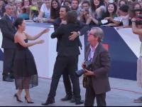 Festivalul de Film de la Venetia. Actorul Mark Ruffalo a prezentat