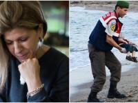 Ultimele cuvinte rostite de baietelul sirian inainte de a muri inecat in Mediterana: