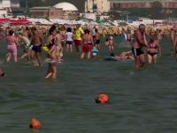 80.000 de turisti au fost pe litoral in primul weekend din septembrie.