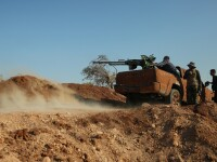 Rusia recunoaste ca livreaza arme Siriei,