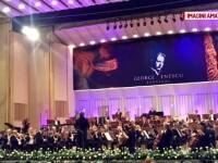 Festivalul George Enescu. Celebrul dirijor roman Ion Marin a urcat pe scena alaturi de London Symphony Orchestra