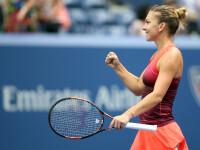 Simona Halep, calificare impresionanta in semifinalele US Open. Prima reactie dupa meci: