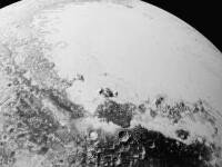 NASA a publicat noi fotografii de pe planeta Pluto. Imaginile la care cercetatorii nu se asteptau