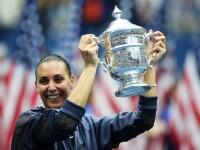 A eliminat-o pe Halep de la US Open, a castigat turneul, apoi si-a anuntat retragerea. Mesajul Simonei pentru Flavia Pennetta