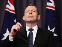 Premierul Australiei, Tony Abbott, va demisiona dupa ce a pierdut sefia partidului de guvernamant