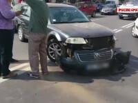 Violatorii din Vaslui, implicati intr-un accident in drum spre judecatorie. Magistratii le-au prelungit mandatele de arestare
