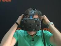 iLikeIT. Realitatea virtuala este tot mai accesibila publicului obisnuit. Review HTC Vive - cat de buni sunt ochelarii