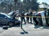 Fostul jucator Real Madrid, Ivan Zamorano, implicat intr-un accident ingrozitor. Masina lui ar fi fost lovita de un roman