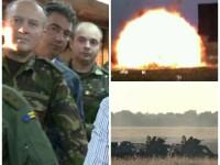 7.000 de militari implicati in cel mai mare exercitiu organizat de tara noastra. Arme produse in Romania, testate in premiera