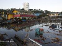 Cutremurul de 8,4 din Chile, urmat de 550 replici pana in prezent. Tara va continua sa resimta efectele timp de un an