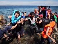 Doua fetite siriene, de 4 si 5 ani, s-au inecat intr-un naufragiu, incercand sa ajunga din Grecia din Turcia