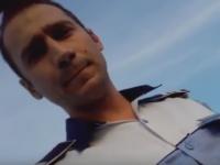 Sofer scos cu forta din masina de 2 politisti braileni, dupa ce l-au oprit pentru viteza.