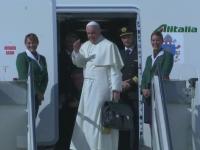 Papa Francisc, turneu de 10 zile in Cuba si SUA. Raul Castro i-a multumit pentru ca a ajutat la impacarea dintre cele 2 tari