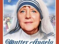 Angela Merkel, comparata cu Maica Tereza pe coperta ultimului numar din \